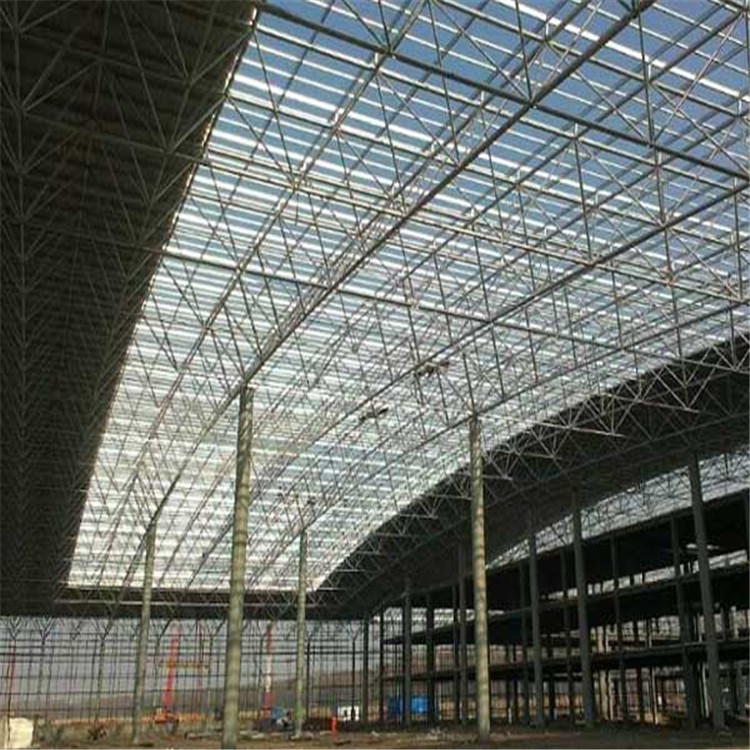 承接全国厂房网架工程 工厂煤棚网架 承接大型网架 欢迎咨询