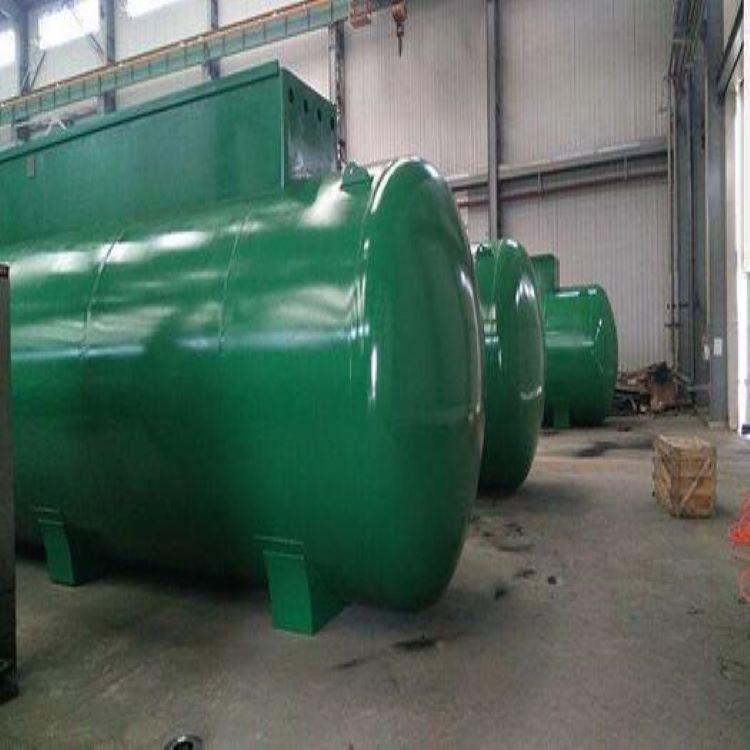 浦北成套污水处理设备 污水处理池调节池采购