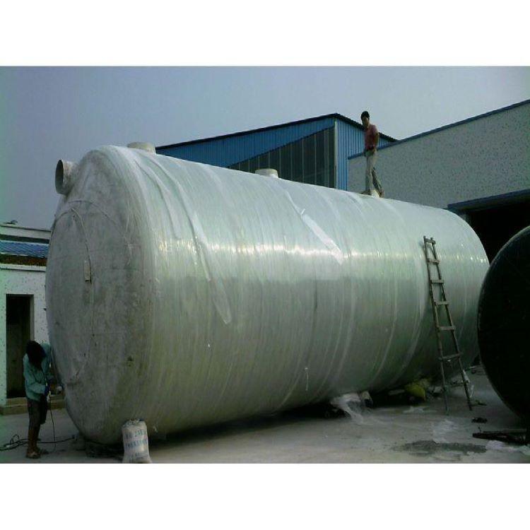 陆川玻璃钢一体化污水处理设备沉淀池货源供应
