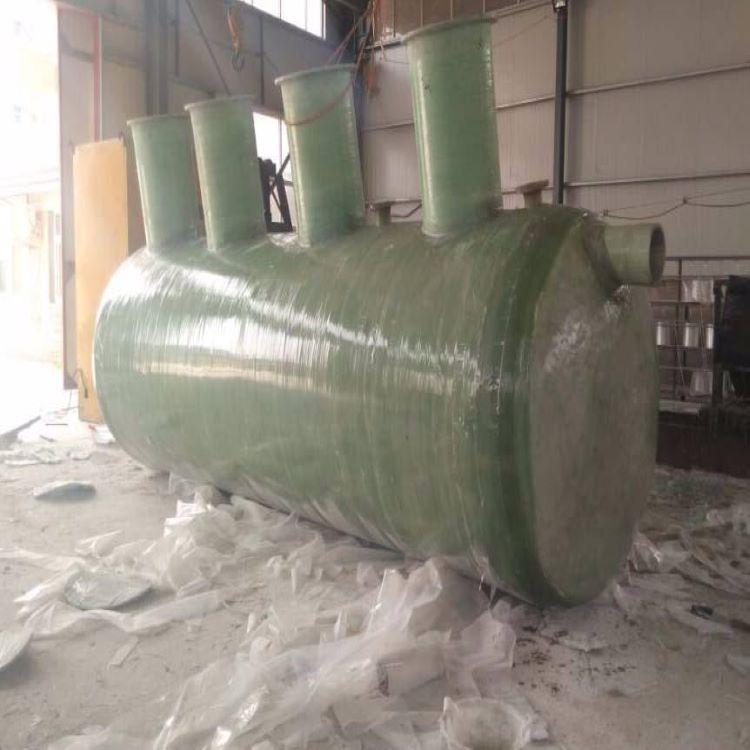 博白地埋式污水处理设备装置 玻璃钢污水处理设备龙环环保