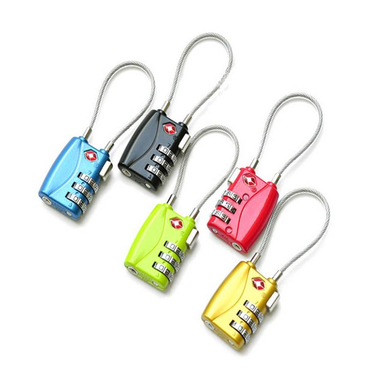 厂家专业出售TSA锁 TSA海关锁 官方授权 品质好
