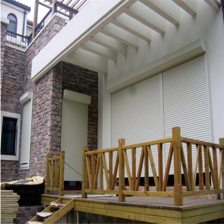 畅颉门窗遮阳一体化窗 专业制造遮阳窗 品质保障