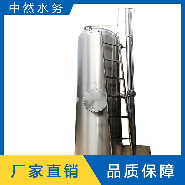 湛江一体化净水设备厂家 专业出售净水设备过滤罐