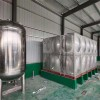 梧州屋顶消防水箱供应 明驰供水 食品级不锈钢水箱