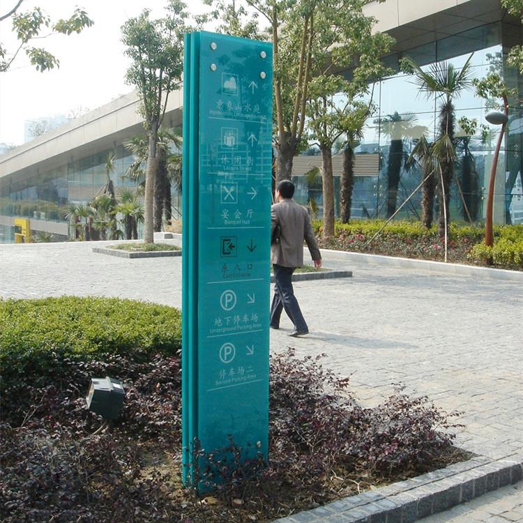 浙江停车场入口立牌吊牌生产厂家  成开智能实力工厂 交期保障
