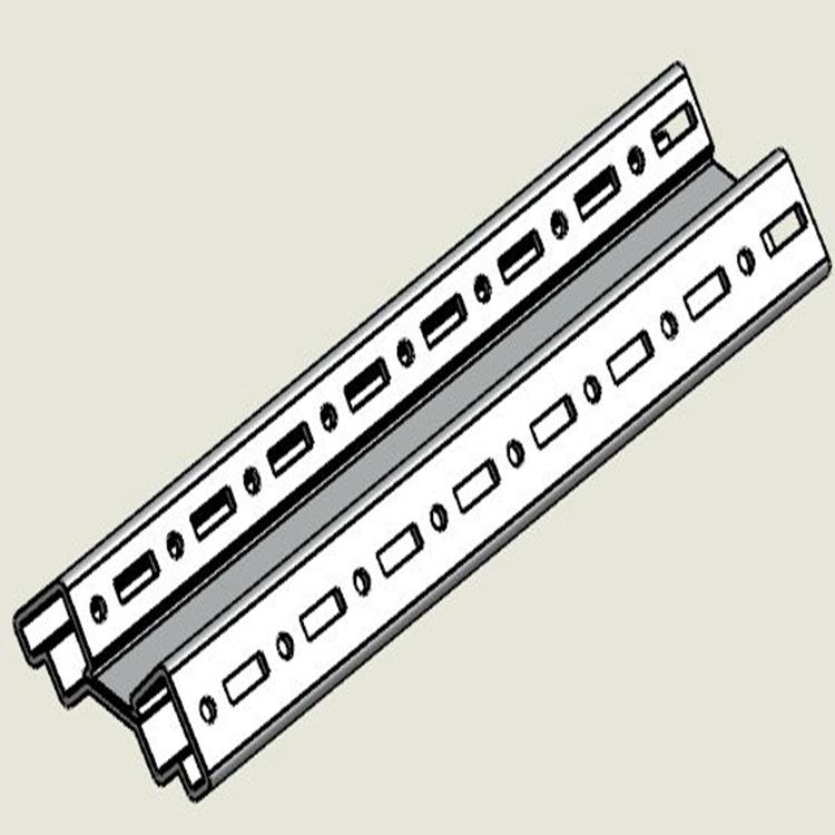 不锈钢十六折型材 冷弯一次成型 品质保证
