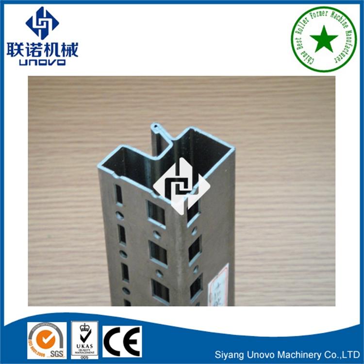 精选九折型材生产厂家  电器柜立柱